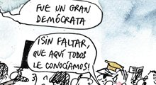 Españoles, Fraga ha muerto