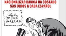 Españoles y Bankia