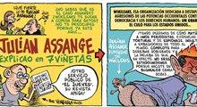 El lío de Assange