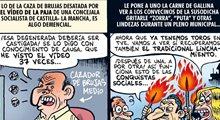 Vuelve la España rancia