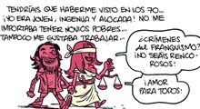 Confesiones de justicia