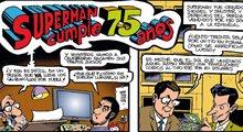 Superman cumple 75 años