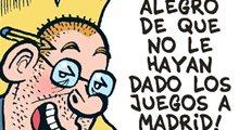 ¡Se acabó Madrid 2020!