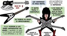 La guinda: HEAVY METAL