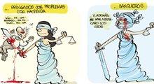 La justicia, ¿igual para todos?