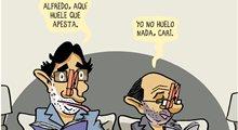 ¿Coalición PP-PSOE?