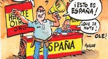 Los ultras recogen pasta para acabar con Podemos