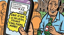 El triple check de Whatsapp