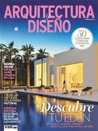 Arquitectura y dise o 169 descubre tu eden for Revista habitat arquitectura diseno interiorismo