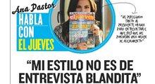 Entrevista a Ana Pastor