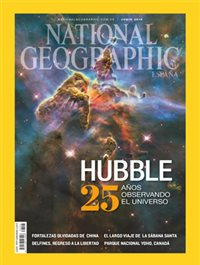 Hubble: 25 años observando el universo