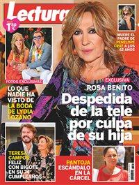 Rosa Benito, despedida de la tele por culpa de su hija
