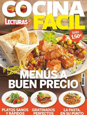 Revista lecturas - Revista cocina facil lecturas ...