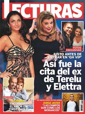 Así fue la cita del ex de Terelu y Elettra