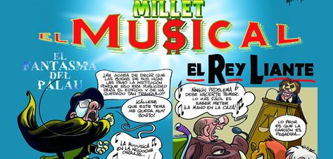 Millet, el musical