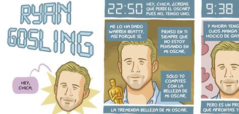24h con Ryan Gosling