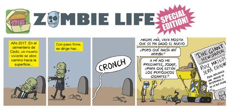 ¡VUELVE ZOMBIE LIFE!
