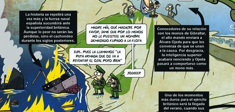 Guerra por Gibraltar