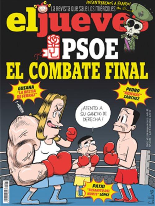 El combate final