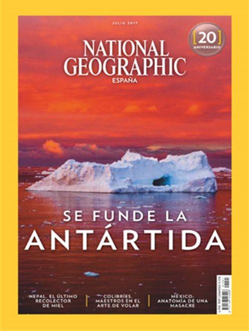 Se funde la Antártida
