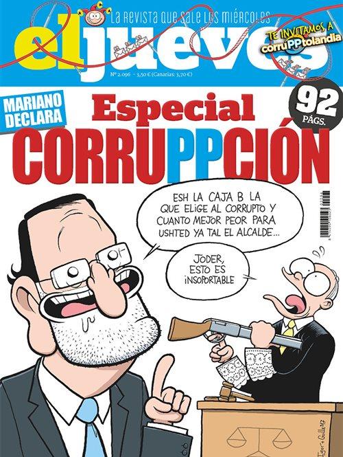 Especial CORRUPCIÓN