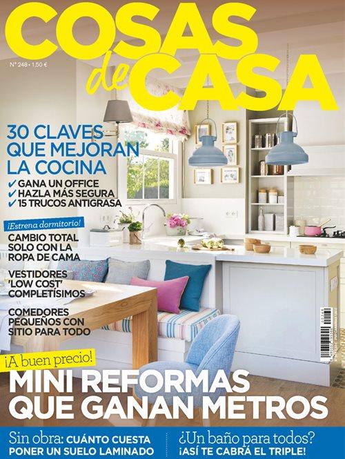 Revista casa y decoracion cosas de casa gela manuela for Cosas de casa decoracion