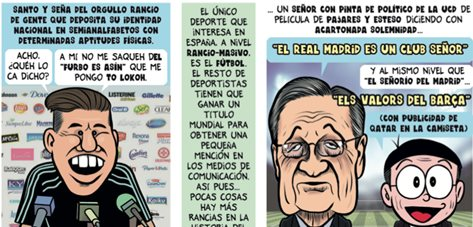 Ranciofacts: Deporte Español