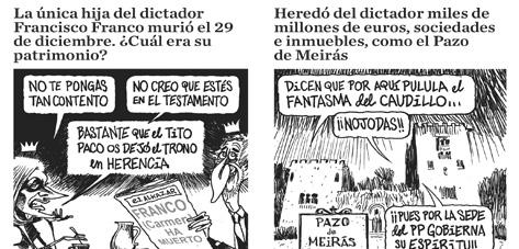 La herencia de Franco