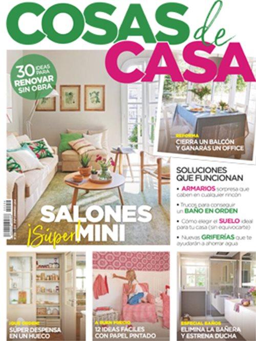 Revista de decoracion cosas de casa decoracion casa with for Cosas de casa online