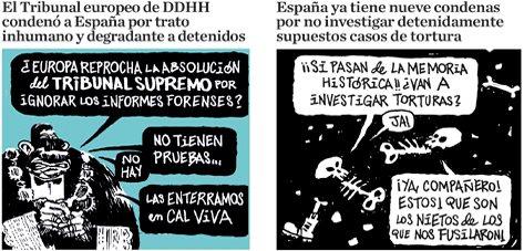 Torturas en España