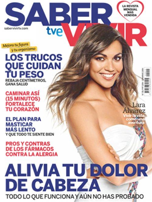 Lara Álvarez: Vivir la vida como una aventura